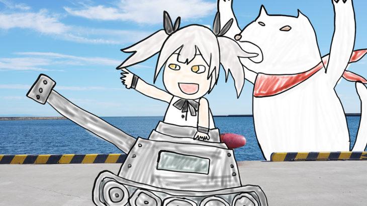 【ドルフロ】Five-seveN ファイファイの冒険【描いてみた】