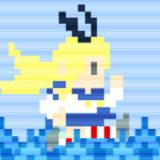 【艦これ】スーパー島風ブラザーズ【キノコで1Up】
