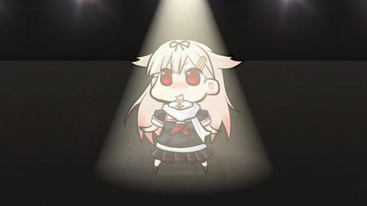 【艦これ】夕立の資材ぽいぽいダンス【白露型4番艦】